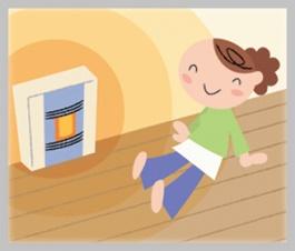 暖房器具で対策した寒い冬の節電方法!増える電気代を抑えるやり方