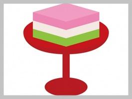 ひな祭りの菱餅の色の意味!インスタ映えする菱餅の簡単な作り方!