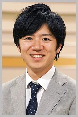 NHKのイケメン伊藤海彦アナの生年月日と年齢は?嫁は井上晴香?