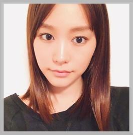桐谷美玲のおでこをだした髪型がかわいい!前髪ありとなしの比較!